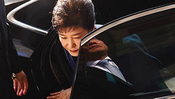 朴槿惠 韩国